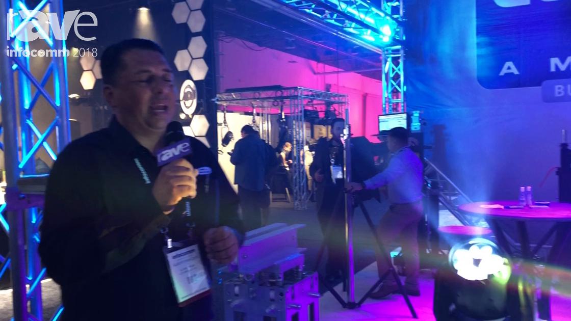 InfoComm 2018: Global Truss America Shows Eliminator Stealth Washzoom Moving Head Lighting Solution
