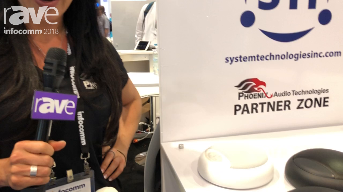 InfoComm 2018: Phoenix Audio Technologies Shows Spider Series of Table-Top Beamforming Speakerphones