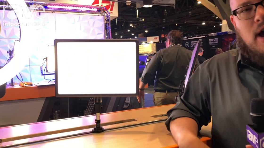 InfoComm 2018: Zylight Demos RGB173 Multi-Use LED Panel