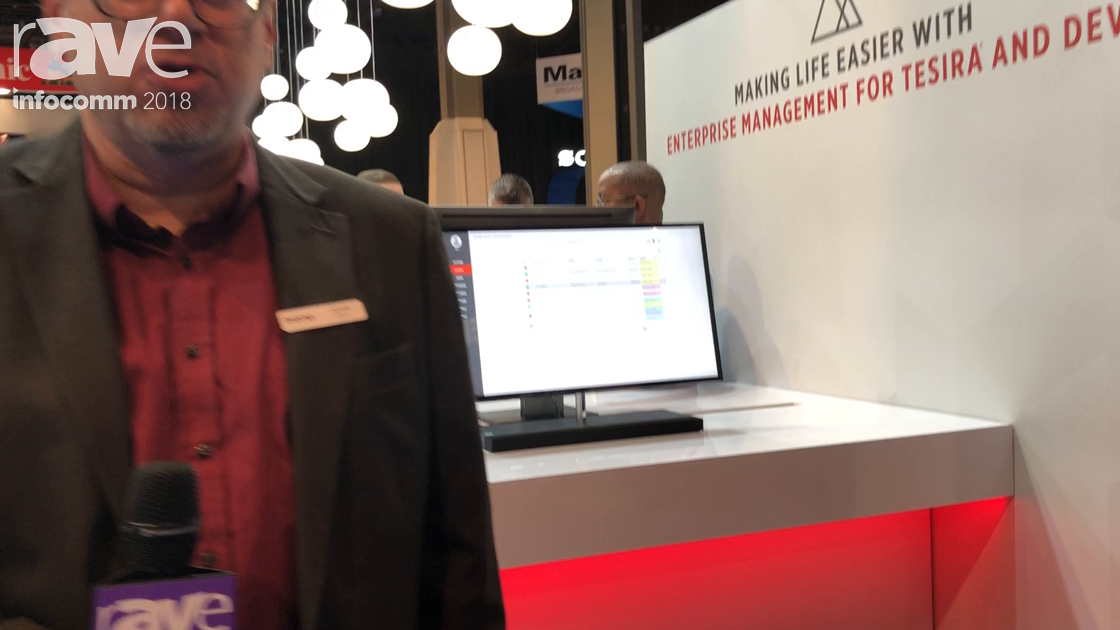 InfoComm 2018: Biamp SageVue Debuts Device Monitoring & Management Software