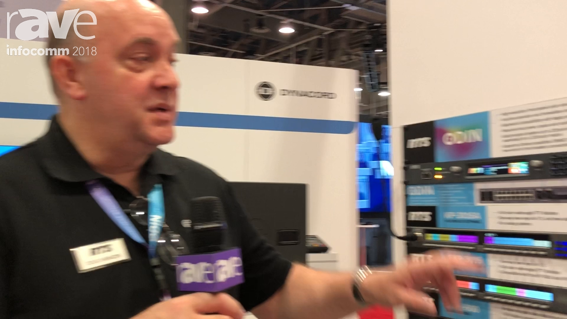 InfoComm 2018: Bosch Security Highlights RTS Intercom Systems ODIN Digital Matrix