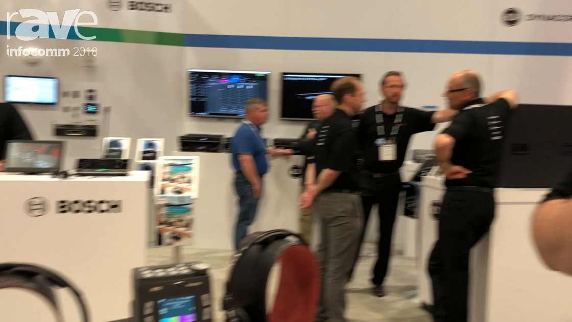 InfoComm 2018: Bosch Security Shows Off RTS Intercom Systems ROAMEO DECT Wireless Belt Packs