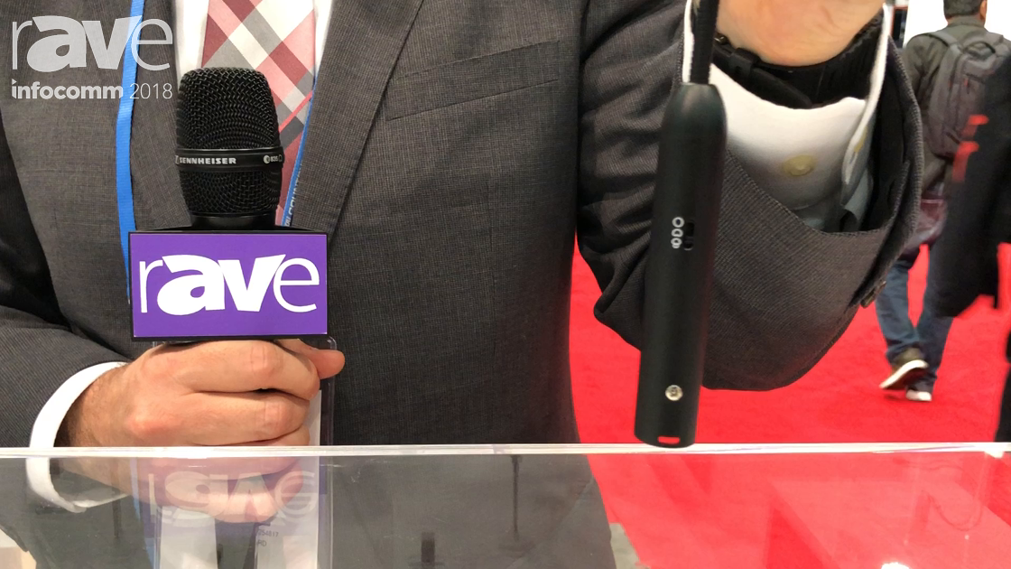 InfoComm 2018: Countryman Associates Presents A3 Gooseneck Microphone