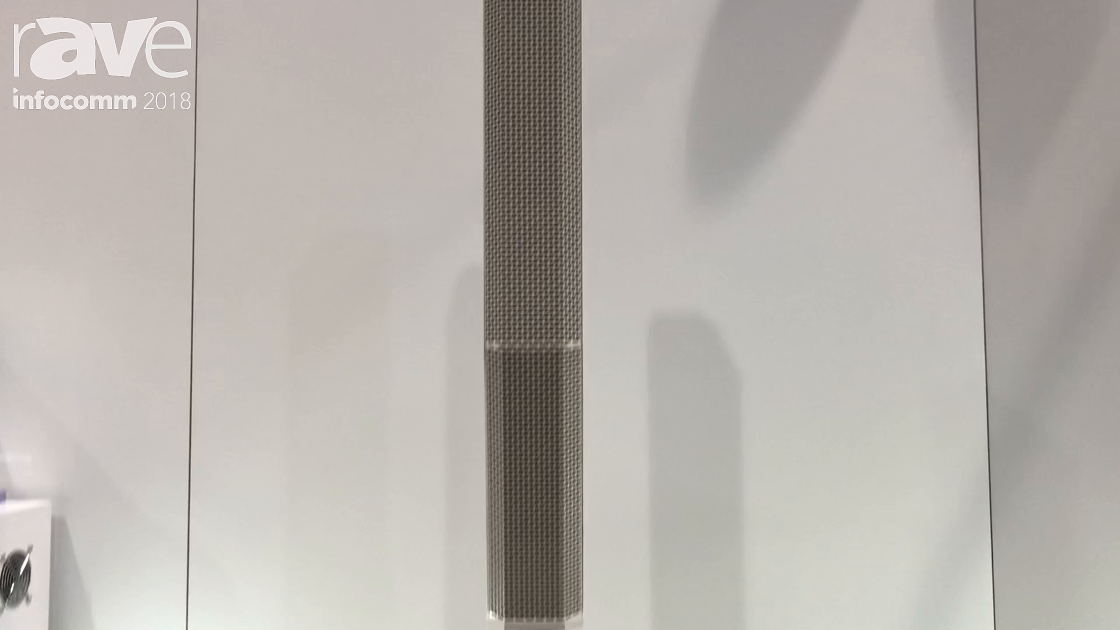 InfoComm 2018: Electro-Voice Features EVOLVE 50 Column Audio System
