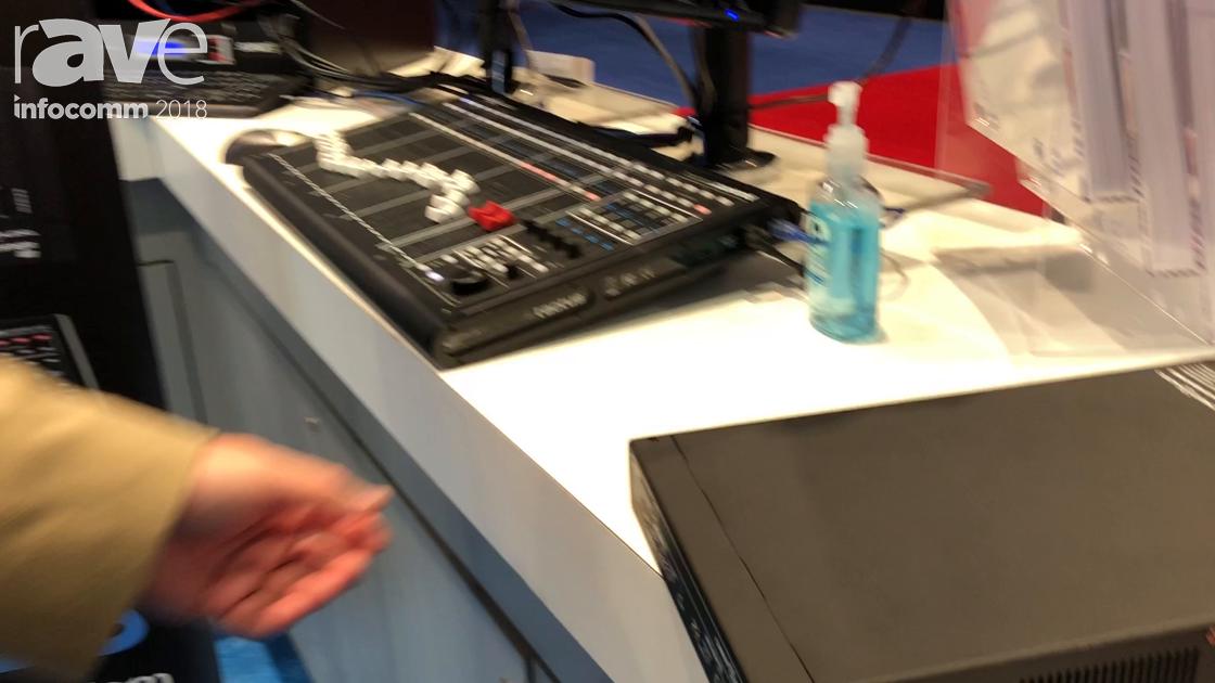 InfoComm 2018: Peavey Debuts Crest Audio PB-32 Network Protocol Bridge