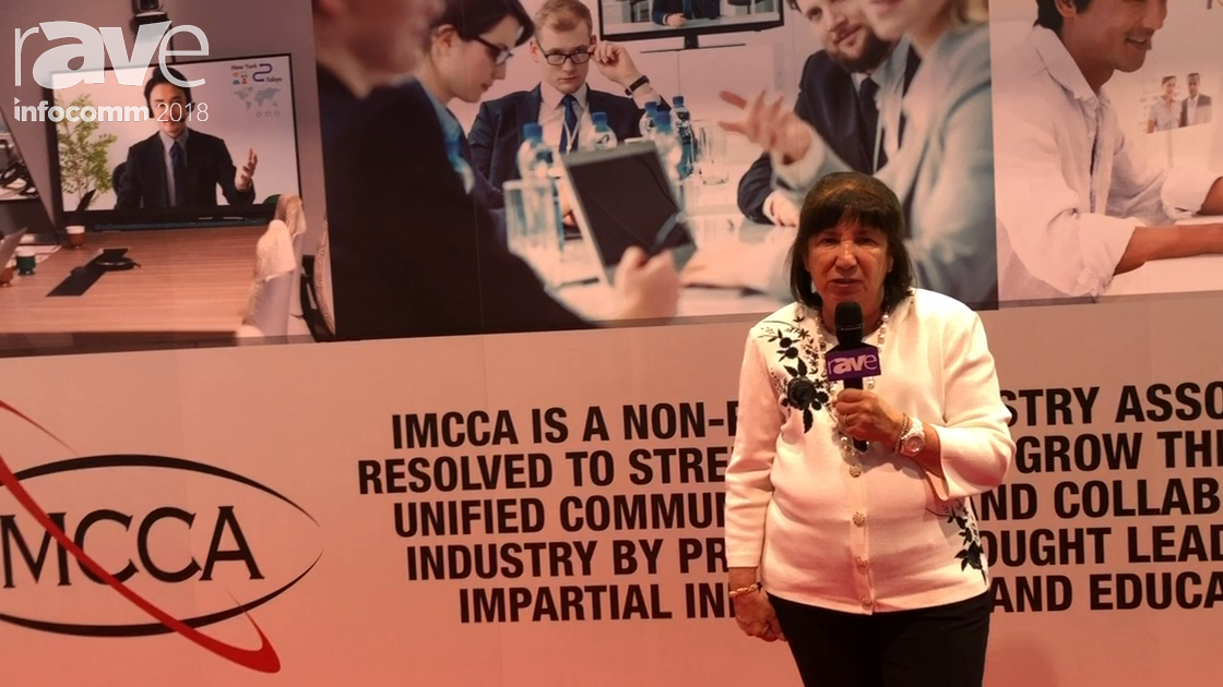 InfoComm 2018: IMCCA Talks About Its Organization for Unified Communication and Collaboration
