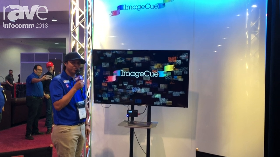 InfoComm 2018: Mega Systems Shows New ImageCue, a DMX Controlled Media Server