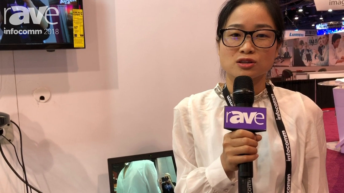InfoComm 2018: Shenzhen Minrray Talks About Video Conferencing Room Solutions with Audio Integration