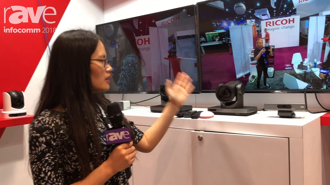 InfoComm 2018: ValueHD Corporation Highlights 4K Videoconferencing Cameras and Fixed Codec