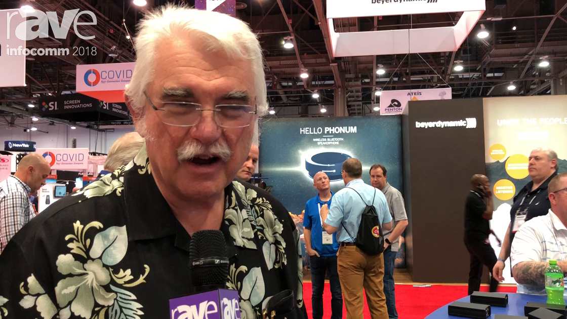 InfoComm 2018: RDL Debuts Pair of 50-watt Power Amplifiers