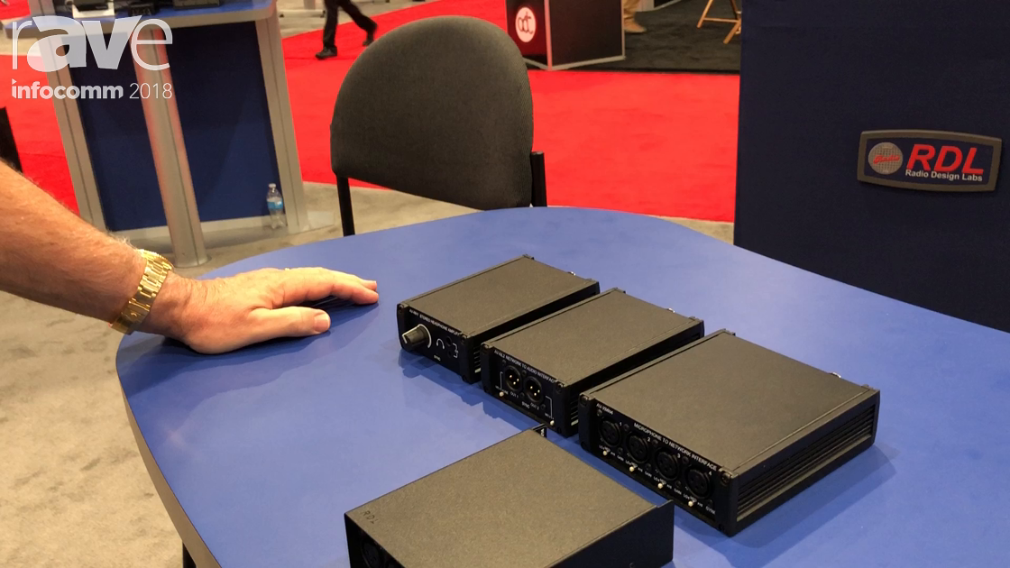 InfoComm 2018: RDL Talks About SysFlex Products Adaption for Stage-Box Use