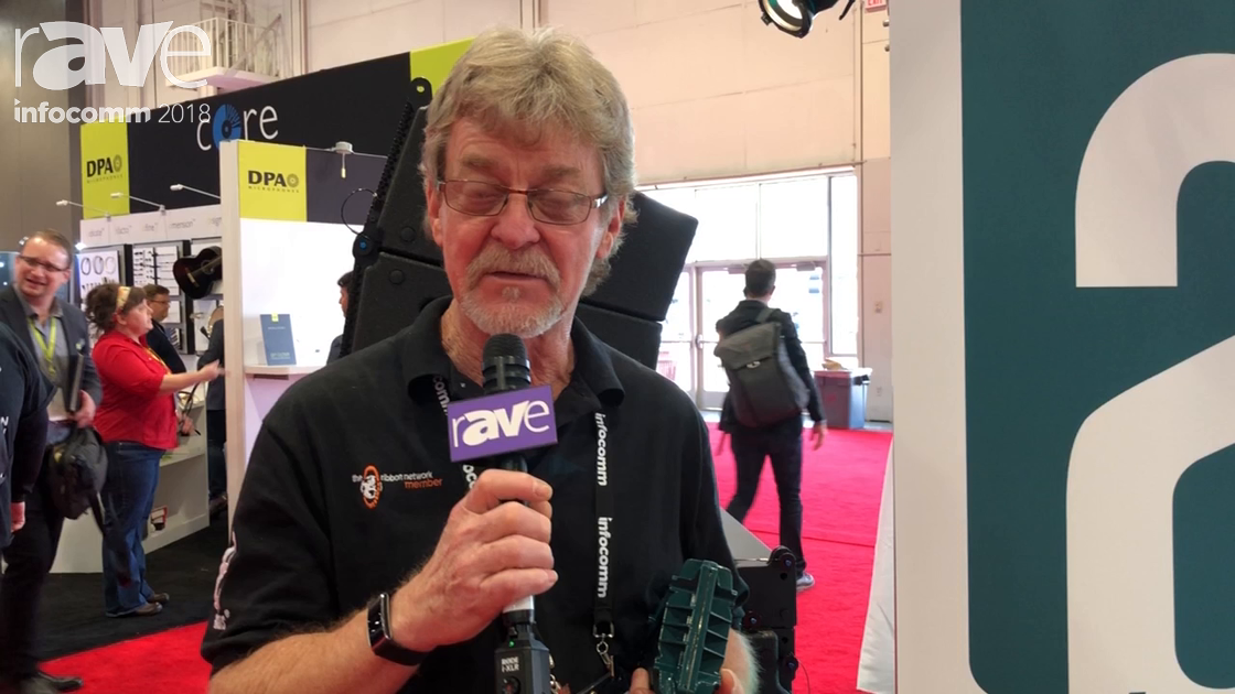 InfoComm 2018: Alcons Audio's Buford Jones Talks His Experience Mixing Sound in the AV Industry