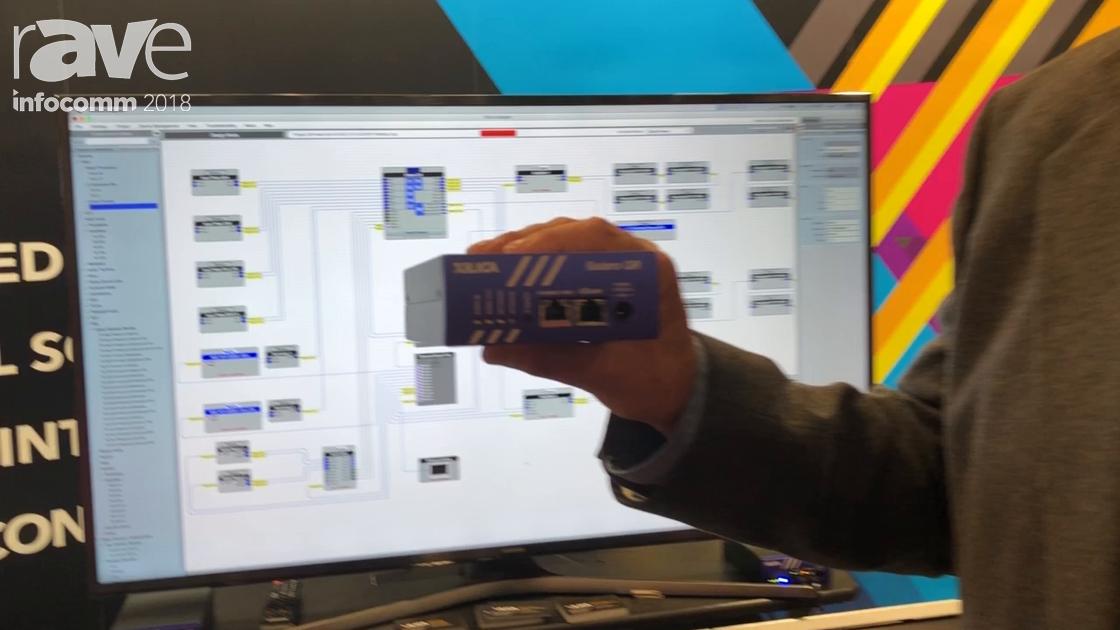 InfoComm 2018: XILICA Audio Intros the Solaro QR1 Quarter-Rack DSP Processor