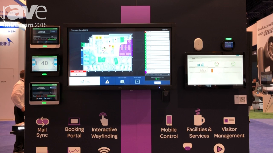 InfoComm 2018: Intevi Features Resource Management System