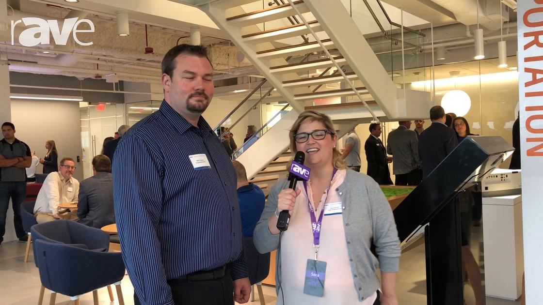 NEC Display 2018: Sara Abrons Talks to Mike Sugrue, an AV Engineer at Engineering Plus