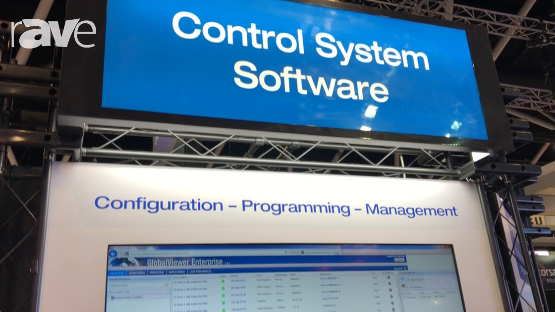 Integrate 2018: Extron Features Extron Control System