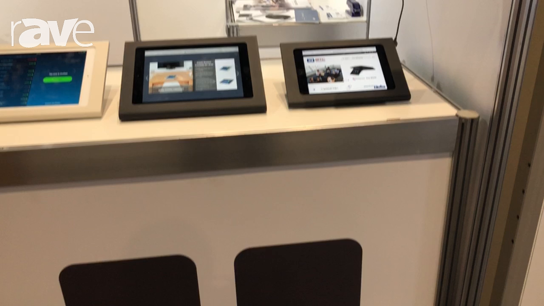 Integrate 2018: BTC Wholesale Introduces Heckler Design Stands for iPad