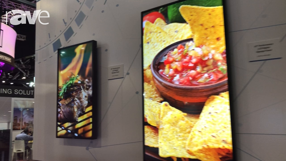 Integrate 2018: Dahua Technology Showcases LDH-32-MAI200 Series Digital Signage Panel