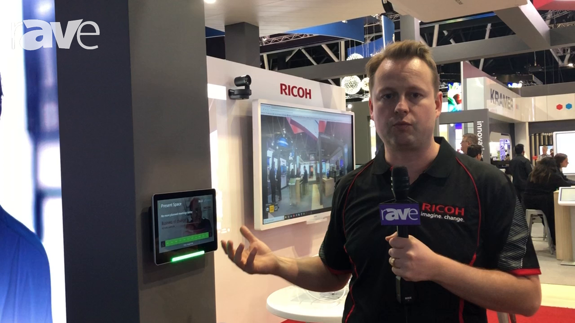 Integrate 2018: Ricoh Discusses Condeco Meeting Room Management Solution