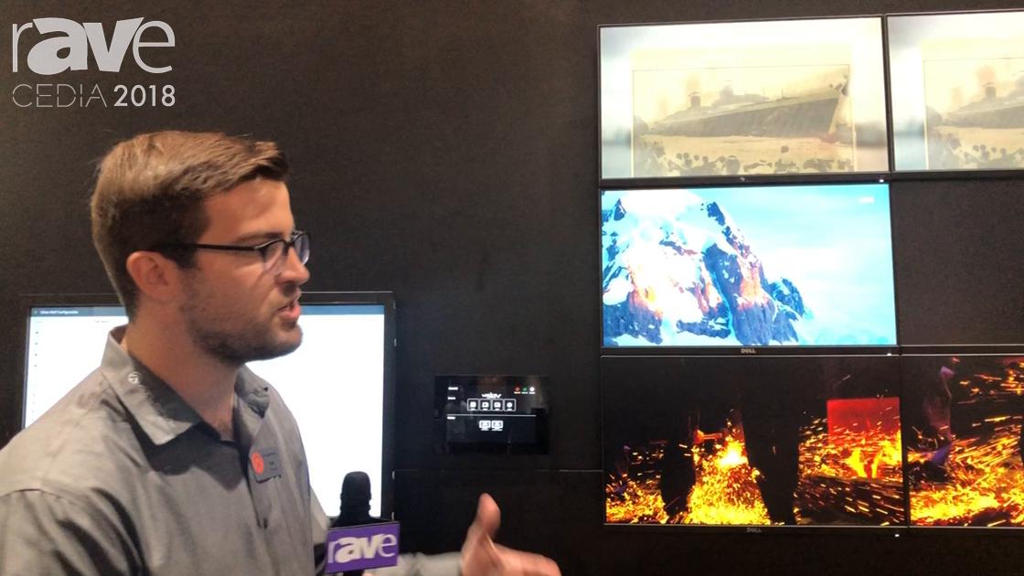 CEDIA 2018: Atlona Showcases Its OmniStream AV Over IP and Velocity Control System