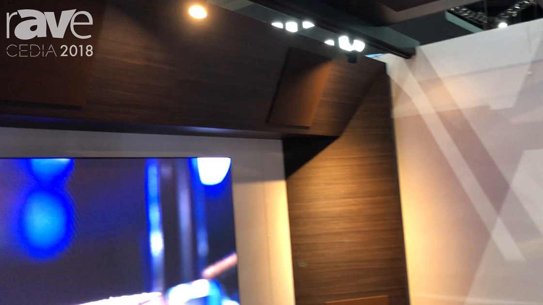 CEDIA 2018: JBL Synthesis Demos Media Room With Dolby ATMOS, Samsung Video Wall