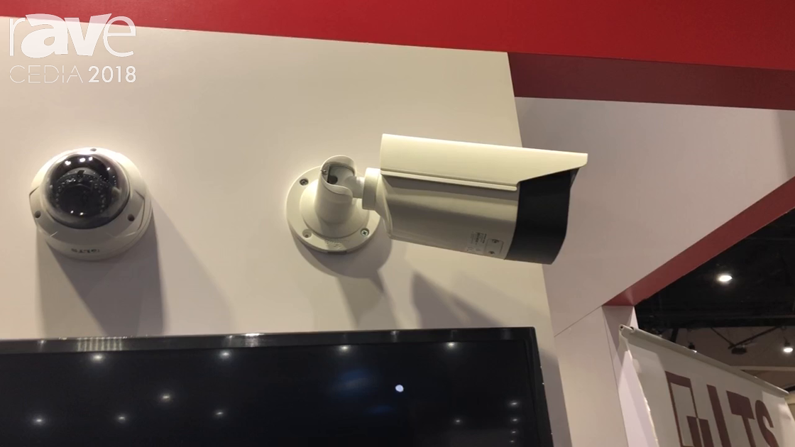 CEDIA 2018: LTS Showcases Its Long Range License Plate Camera
