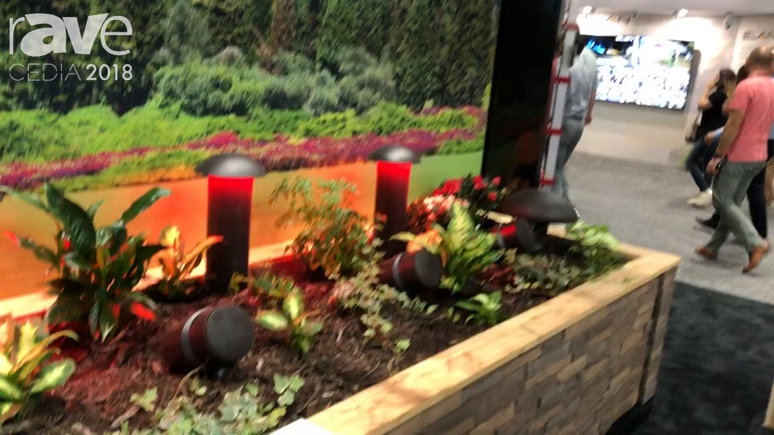 CEDIA 2018: Revel Features Its Extreme Climate Series of Outdoor Speakers