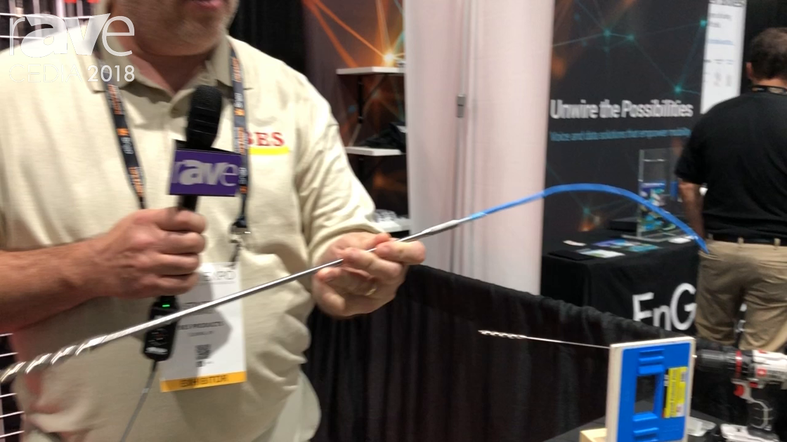 CEDIA 2018: BES Products Shows Off Its Screw Bit Driver