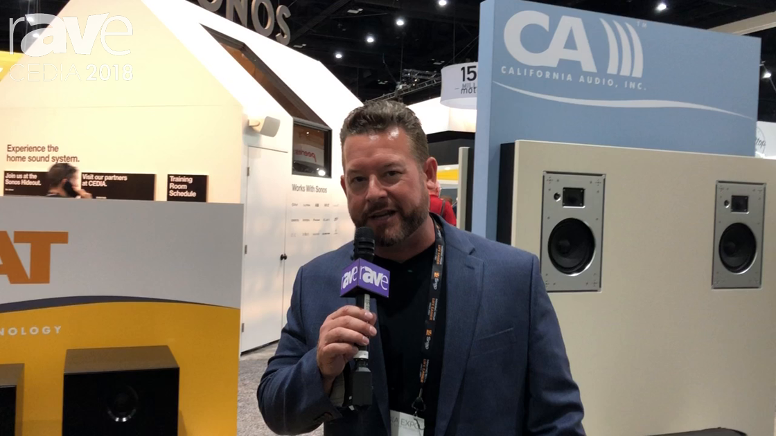 CEDIA 2018: California Audio Technology Intros Freestanding Studio-Grade Loudspeakers