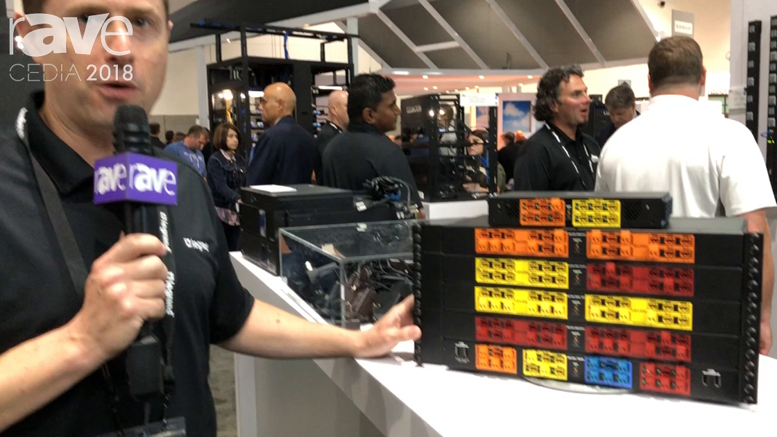 CEDIA 2018: Middle Atlantic Features DC Power Distribution Solutions