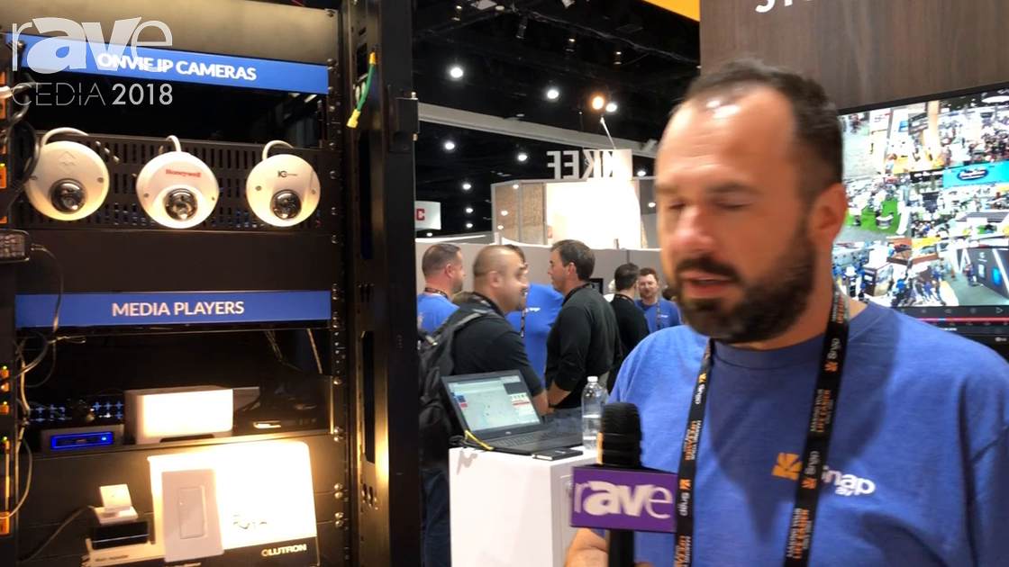 CEDIA 2018: SnapAV Features the OvrC-Enabled Lutron RA2 Select Main Repeater