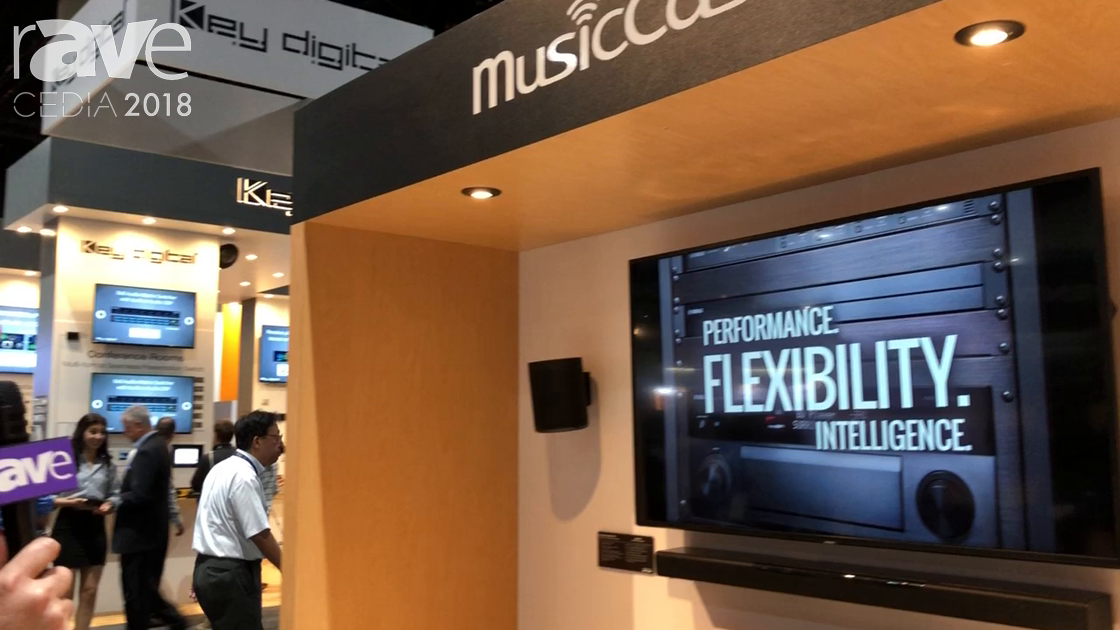 CEDIA 2018: Yamaha Showcases the MusicCast Wireless Multiroom Audio Products