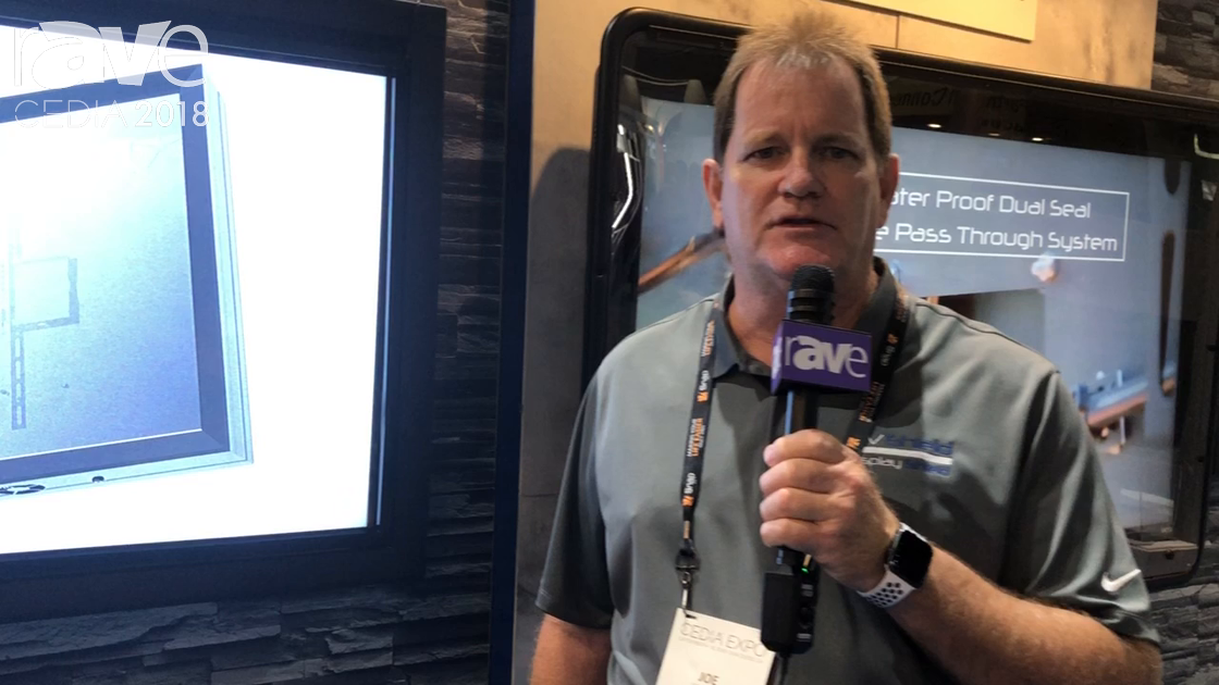 CEDIA 2018: Protective Enclosures Company Shows TVShieldPro Series Outdoor