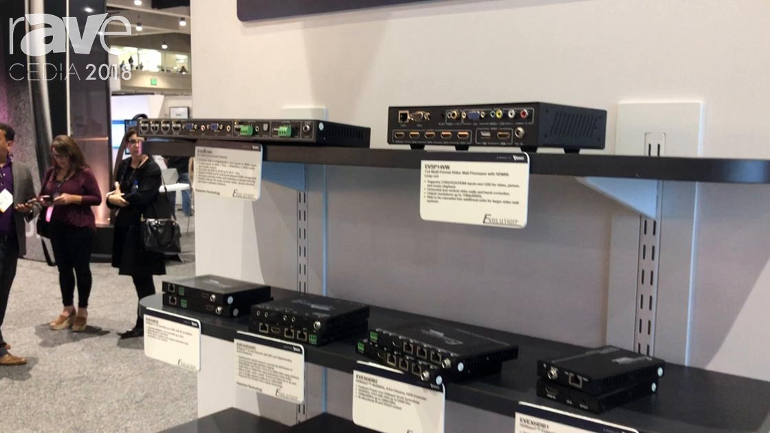CEDIA 2018: Vanco International Exhibits HDBaseT AV-Over-IP Product Line
