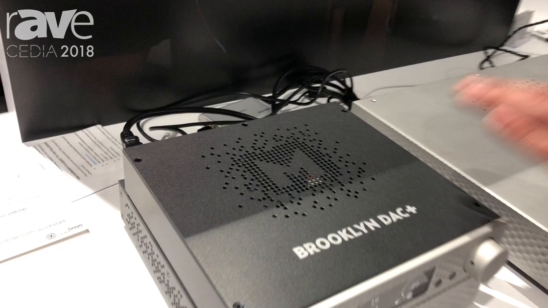 CEDIA 2018: Mytek Digital Talks About Brooklyn Dac+