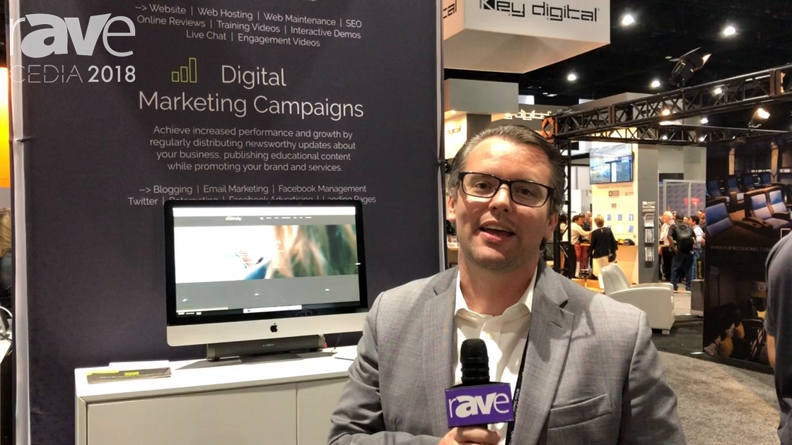 CEDIA 2018: One Firefly Talks About Digital Marketing Services for CEDIA and HomeAV Space
