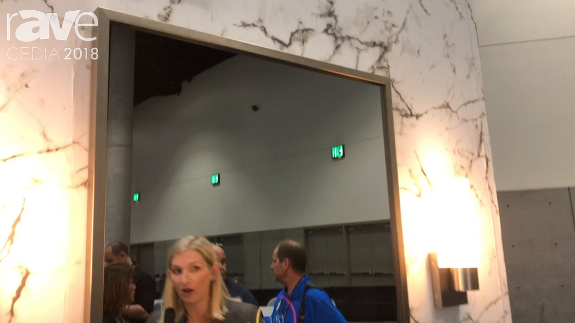 CEDIA 2018: Séura Features Smart Mirror Designed for Bathroom Vanity