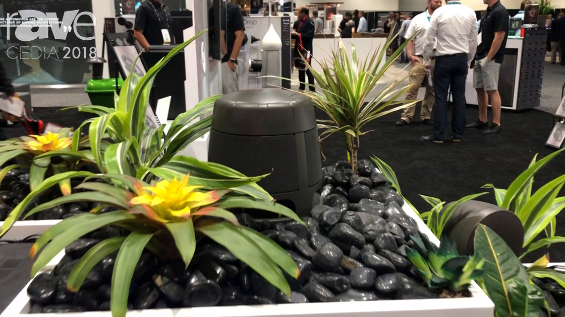 CEDIA 2018: TruAudio Debuts AS360 Acoustiscape 360 Outdoor Speaker Series