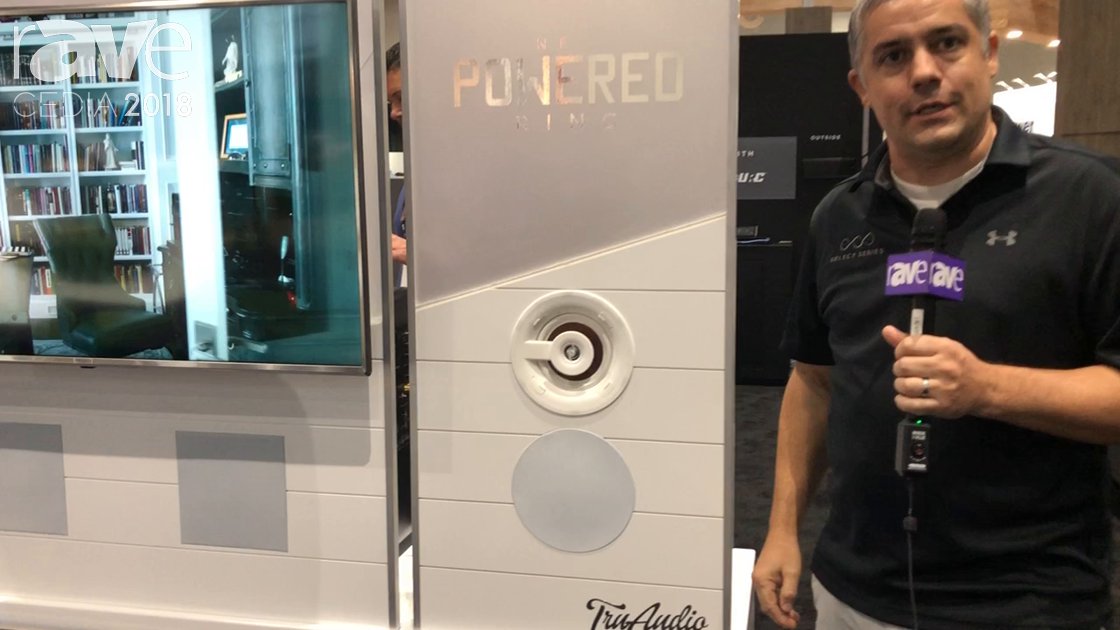 CEDIA 2018: TruAudio Debuts Ghost Speaker Series