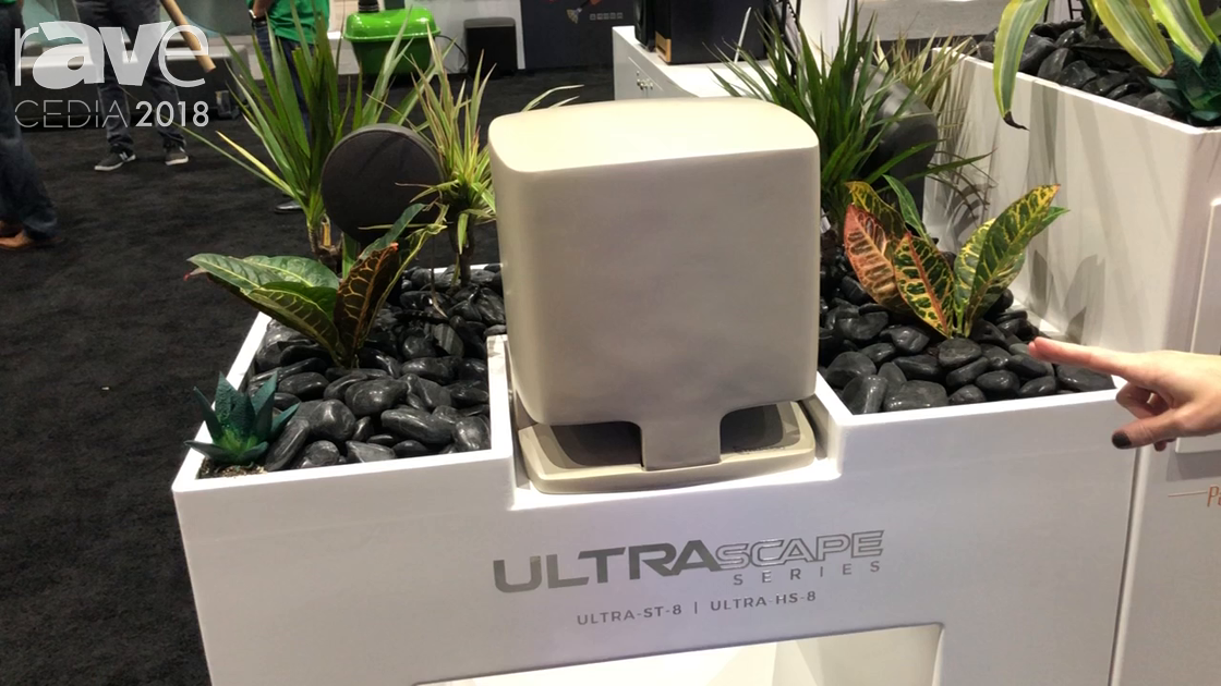 CEDIA 2018: TruAudio Exhibits UltraScape Outdoor Speaker Series