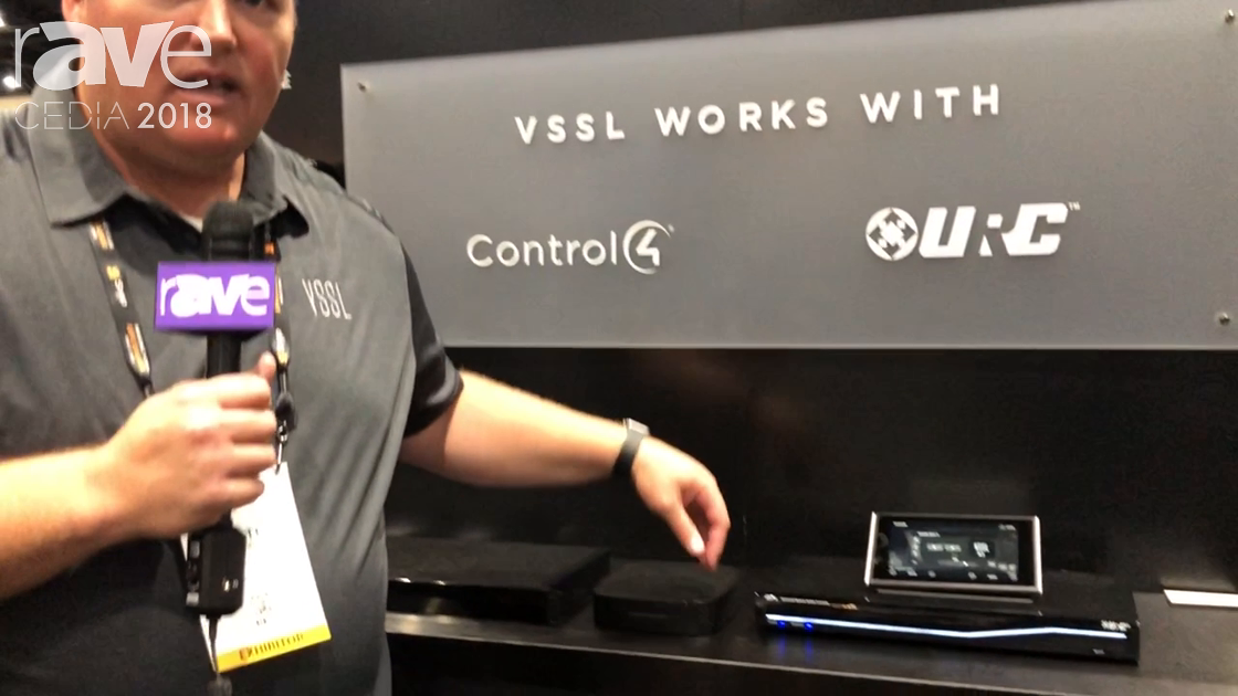 CEDIA 2018: VSSL Debuts A.1 Streaming Amplifier
