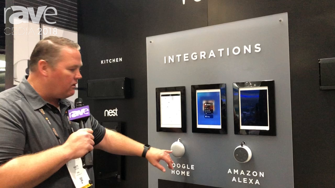CEDIA 2018: VSSL Talks About IoT Integrations for the Home