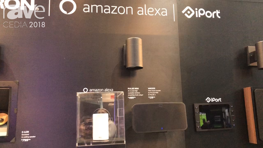CEDIA 2018: NAD Electronics Shows Off Bluesound Amazon Alexa Skills and Integration