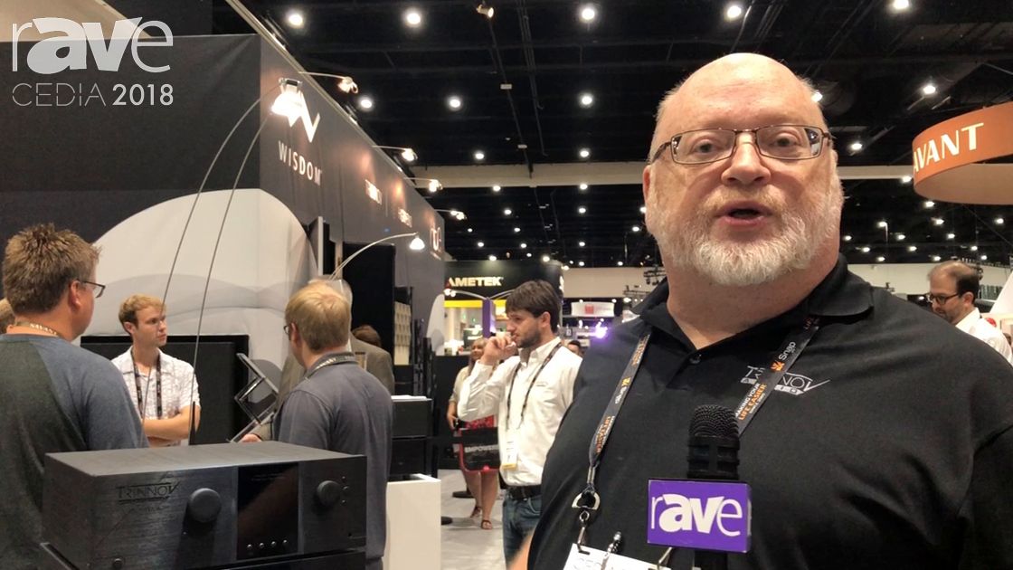 CEDIA 2018: Trinnov Audio Discusses Altitude48 and Altitude48ext Immersive Audio Systems