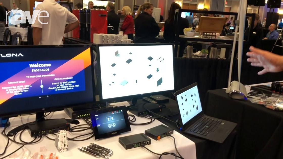 E4 AV Tour: Atlona Highlights Velocity Control System in an All IP Meeting Space Application