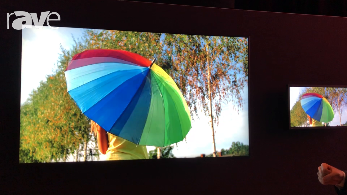 NEC NY Showcase: NEC Display Presents V754Q and PA271Q for Color Comparison