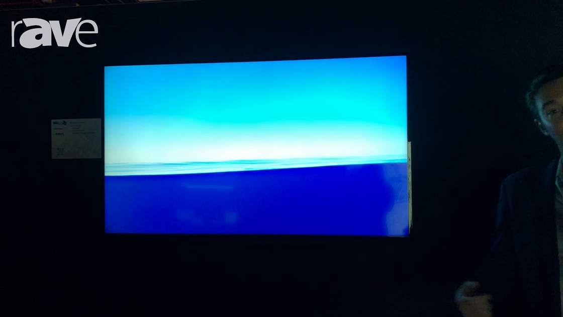 NEC NY Showcase: NEC Display Talks About E657Q E-Series Display with New UHD Capabilities