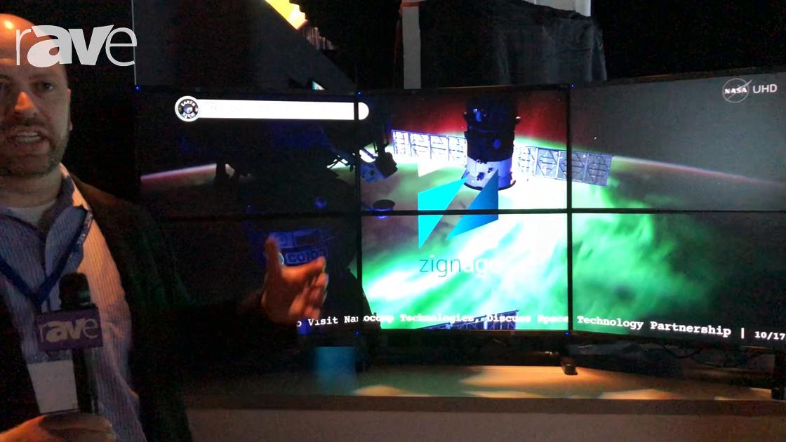 NEC NY Showcase: NEC Display Presents EA271Q WQHD Display
