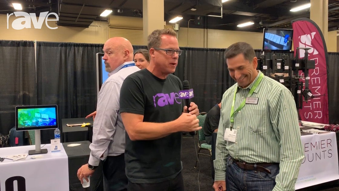 E4 AV Tour: Gary Kayye Interviews Unified Technology Systems President Barry Goldin