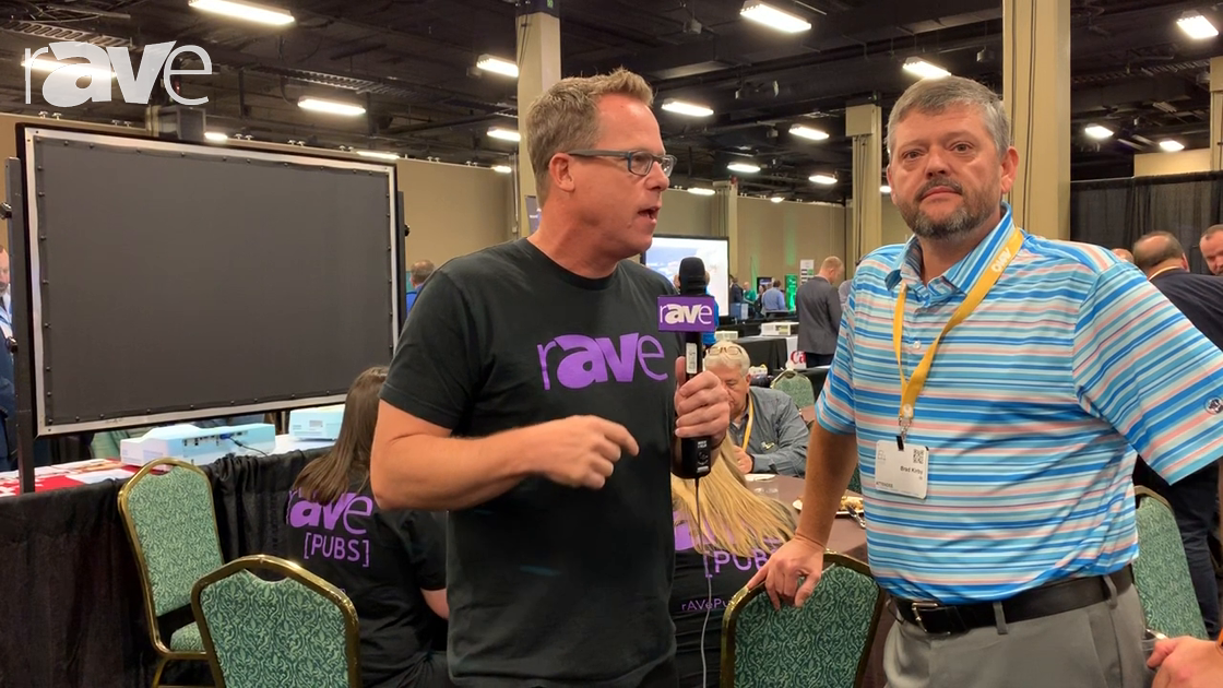 E4 AV Tour: Gary Kayye Speaks to Brad Kirby of Interactive Solutions
